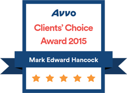 Clients' Choice Award 2015 - Mark Edward Hancock